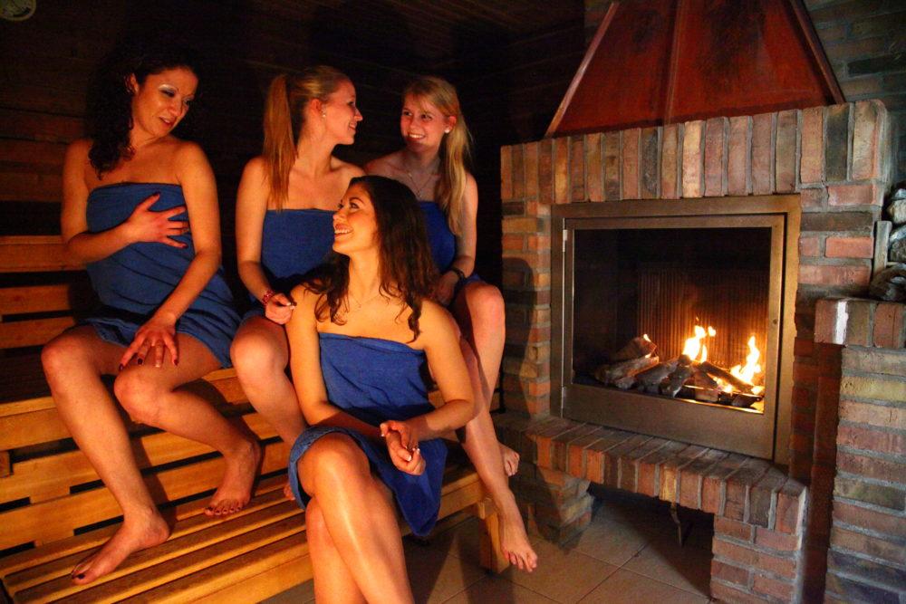 Sauna + Wellness Geschenk-Gutschein